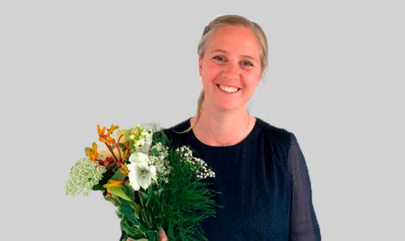 Synskonsulent, Camilla, der har taget PD-uddannelsen